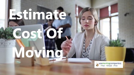 Estimate Cost Of Moving