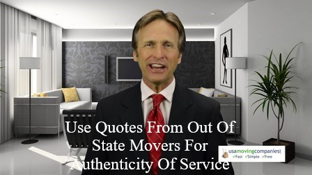 Out Of State Moving Company Quotes
