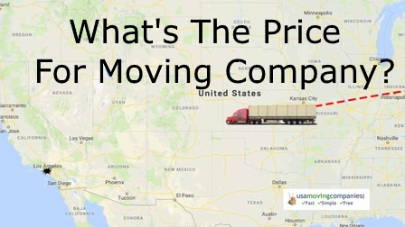 Price For Moving Company
