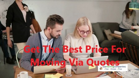 Price For Moving