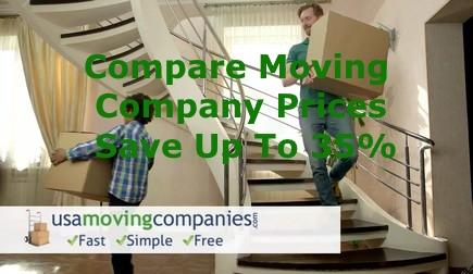 Compare Moving Company Prices