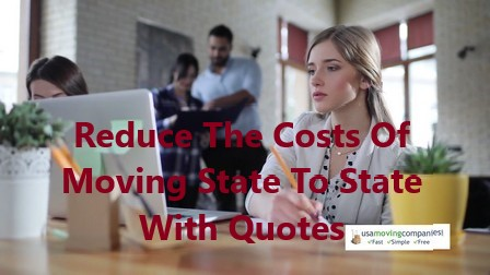 cost of moving state to state