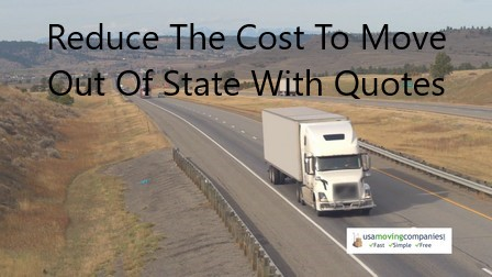 cost to move out of state