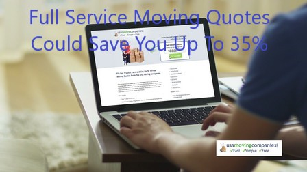 full service moving quotes