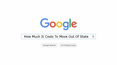 how much it costs to move out of state