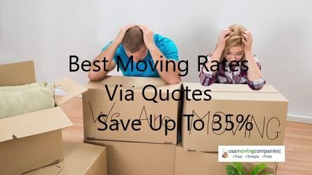 7 FREE Interstate Moving Rates