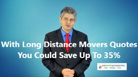 long distance movers quotes
