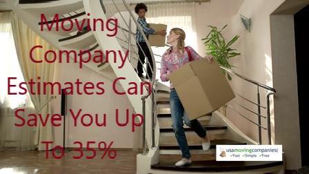 moving companies estimates
