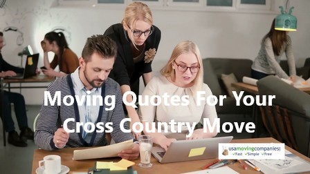 moving quotes cross country