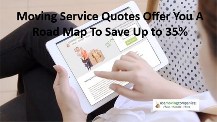 moving service quotes