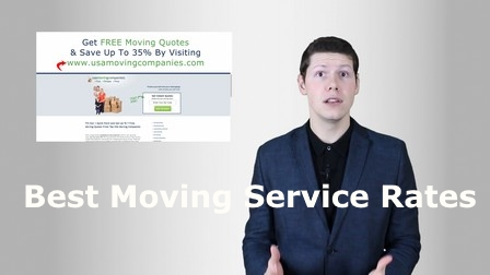 moving service rates