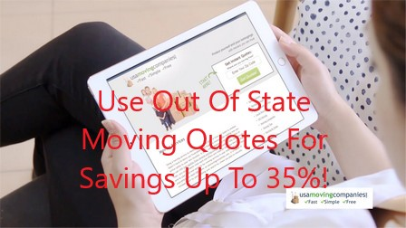 out of state moving quotes