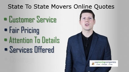 state to state movers online quotes