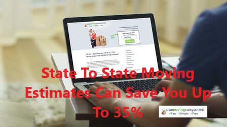state to state moving estimate